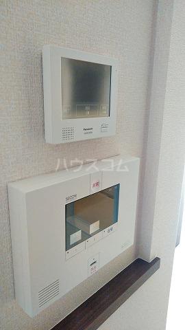 プレジオⅡ 201号室のセキュリティ