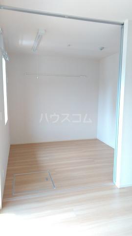 プレジオⅡ 201号室の居室