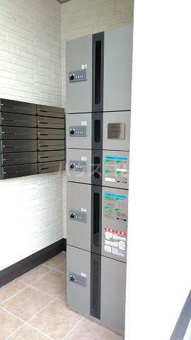 プレジオⅡ 201号室の設備