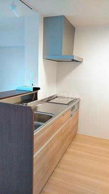 プレジオⅡ 203号室のキッチン