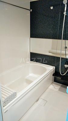 プレジオⅡ 203号室の風呂