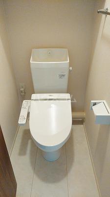 プレジオⅡ 203号室のトイレ