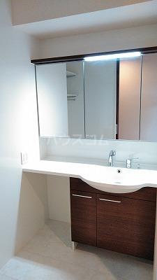 プレジオⅡ 203号室の洗面所