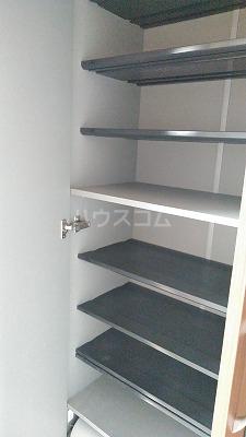 プレジオⅡ 203号室の収納