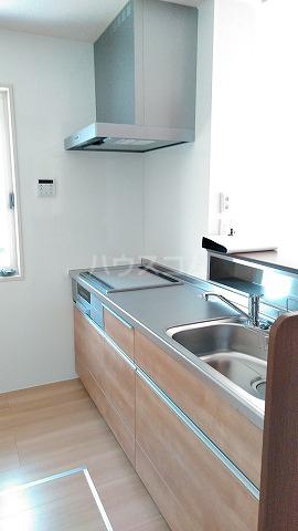 プレジオⅡ 301号室のキッチン