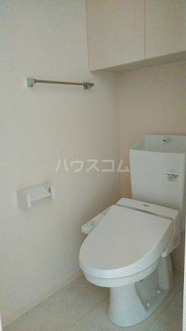 プレジオⅡ 301号室のトイレ