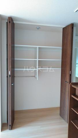 プレジオⅡ 301号室の収納