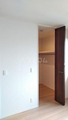 プレジオⅡ 301号室のベッドルーム