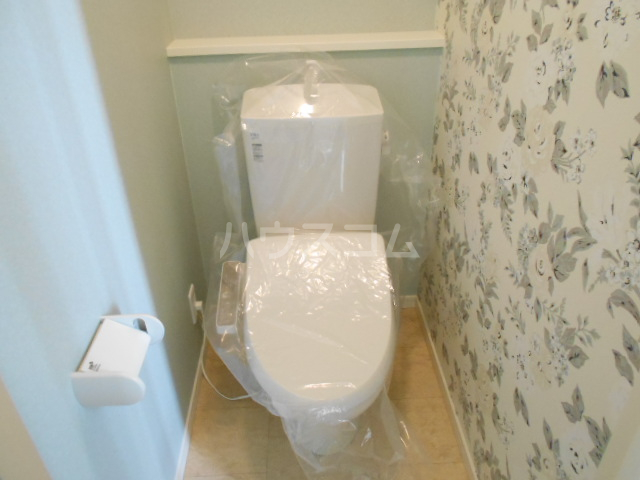 ノートルヴィル浦和 Aのトイレ