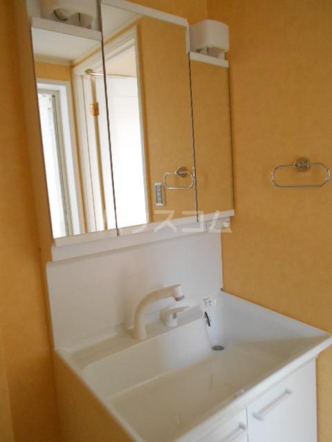 ノートルヴィル浦和 Aの洗面所