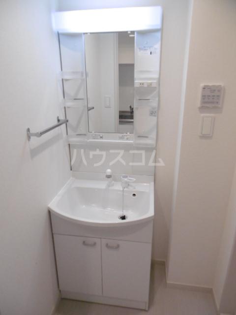 リブリ・グレーヌ 307号室の風呂