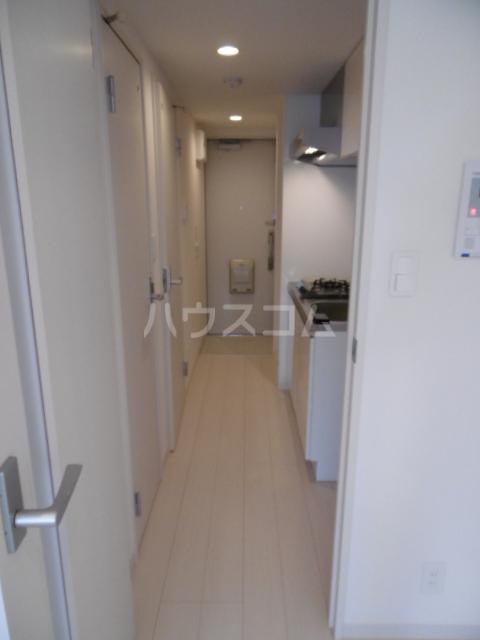 リブリ・グレーヌ 307号室のセキュリティ