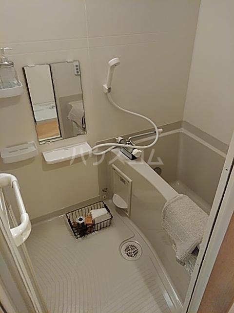 フォレール 1A号室の風呂