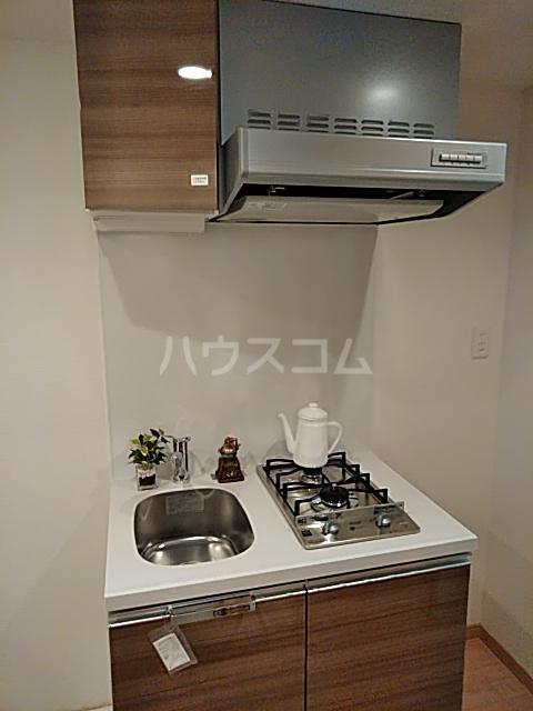 フォレール 1A号室のキッチン