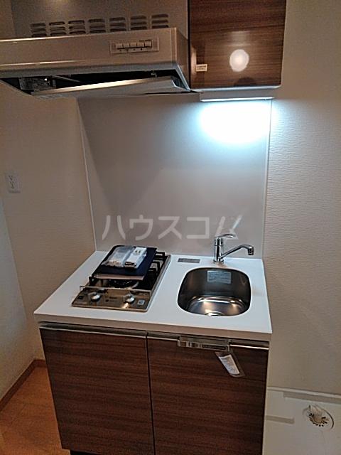 フォレール 1C号室のキッチン