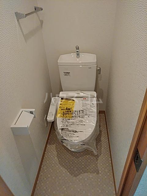 フォレール 3D号室のトイレ