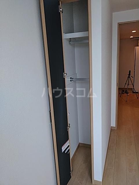 フォレール 3D号室の収納