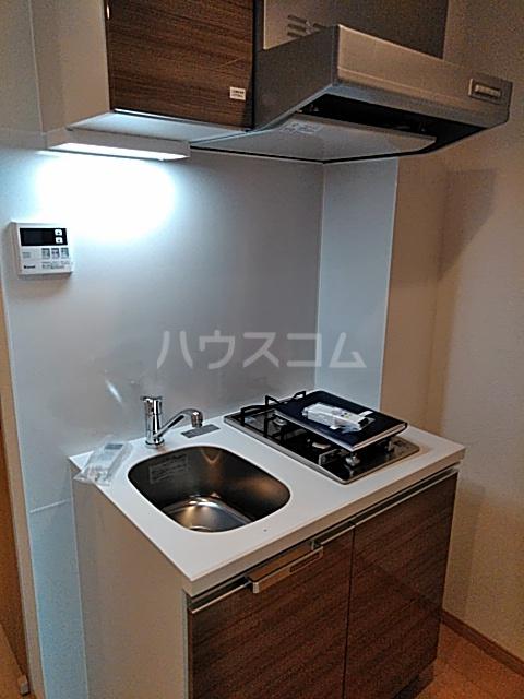 フォレール 3D号室のキッチン