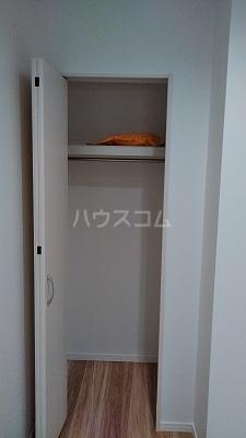 フェリオ与野 103号室の収納