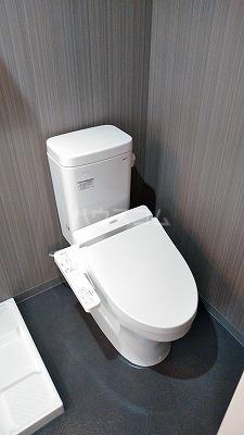 フェリオ与野 303号室のトイレ