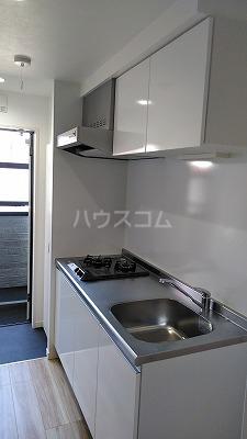 フェリオ与野 305号室のキッチン