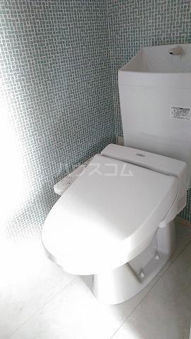 セリシール 101号室のトイレ