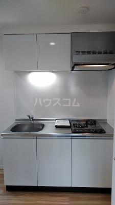 ラ・ルーチェ与野 103号室のキッチン
