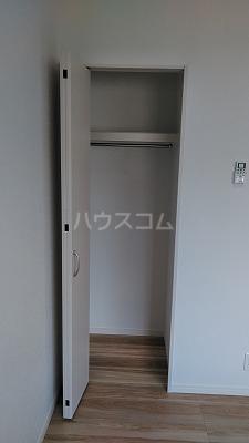 ラ・ルーチェ与野 103号室の収納