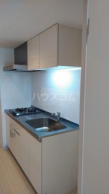 リブリ・与野本町 107号室のキッチン