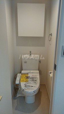 リブリ・与野本町 107号室のトイレ