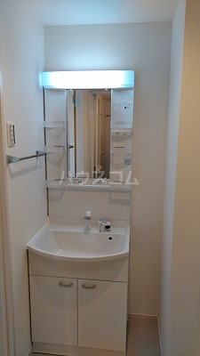 リブリ・与野本町 107号室の洗面所