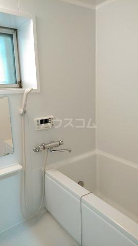パームハイツI 401号室の風呂