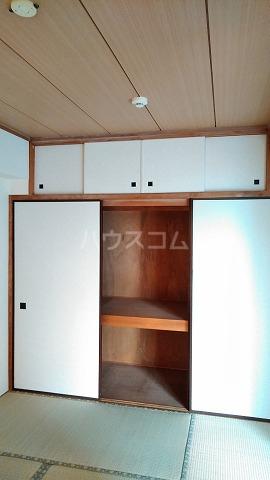 パームハイツI 401号室の収納
