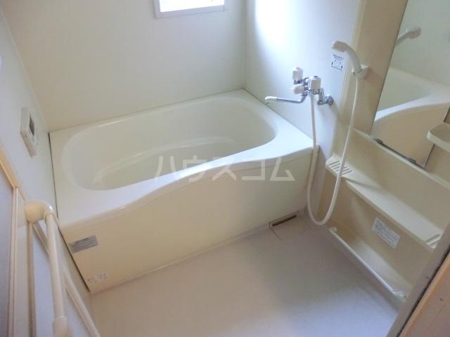 ルミエールヤマダ 202号室の風呂