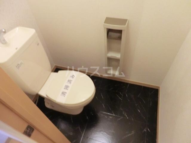 ルミエールヤマダ 202号室のトイレ