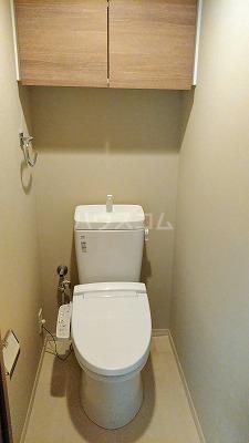 ライオンズクオーレ与野レジデンス 1F号室のトイレ