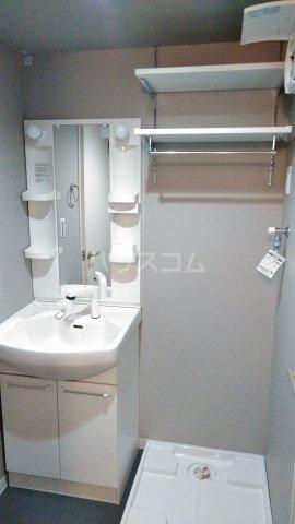 3F HAUS 101号室の洗面所