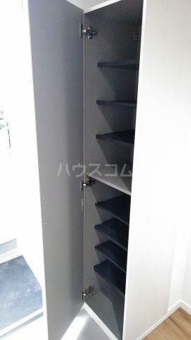 3F HAUS 102号室の収納