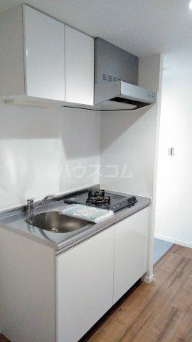 3F HAUS 103号室のキッチン