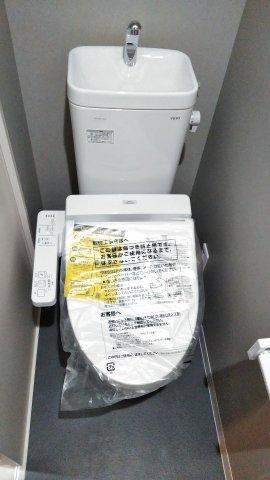 3F HAUS 103号室のトイレ