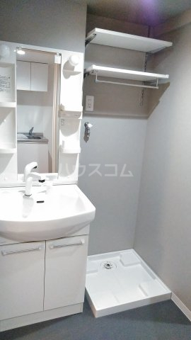 3F HAUS 103号室の洗面所