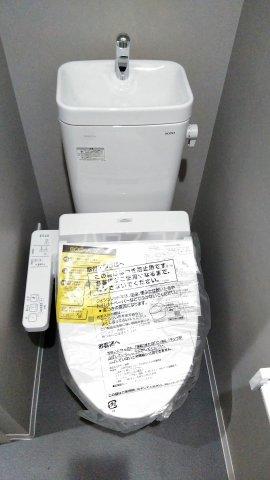 3F HAUS 302号室のトイレ