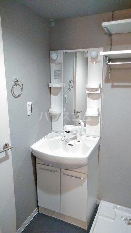 3F HAUS 302号室の洗面所