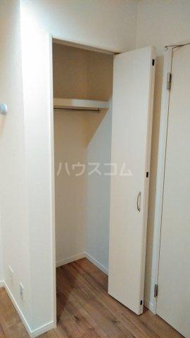 3F HAUS 303号室の収納
