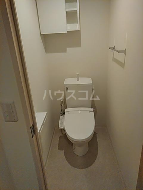 サニーコート トキワ 305号室のトイレ