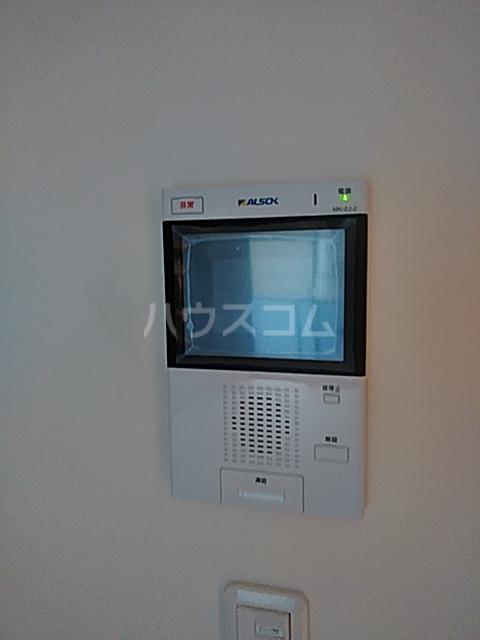 サニーコート トキワ 305号室のセキュリティ