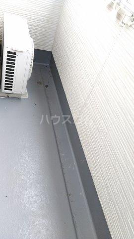 IL SOLE 103号室のバルコニー