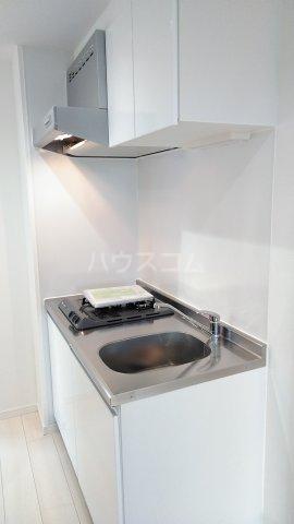 IL SOLE 202号室のキッチン