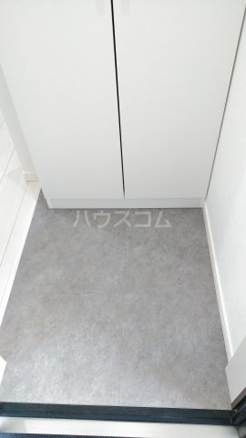 IL SOLE 302号室の玄関