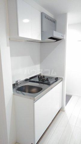 IL SOLE 305号室のキッチン